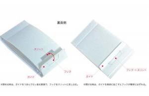 iPhone4Sケース-フタ留め方